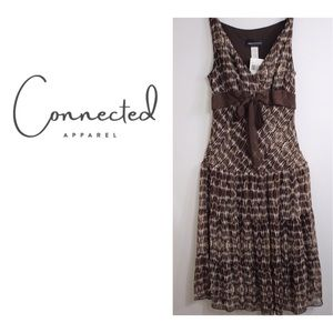 NWT Connect Apparel Woman's Dress